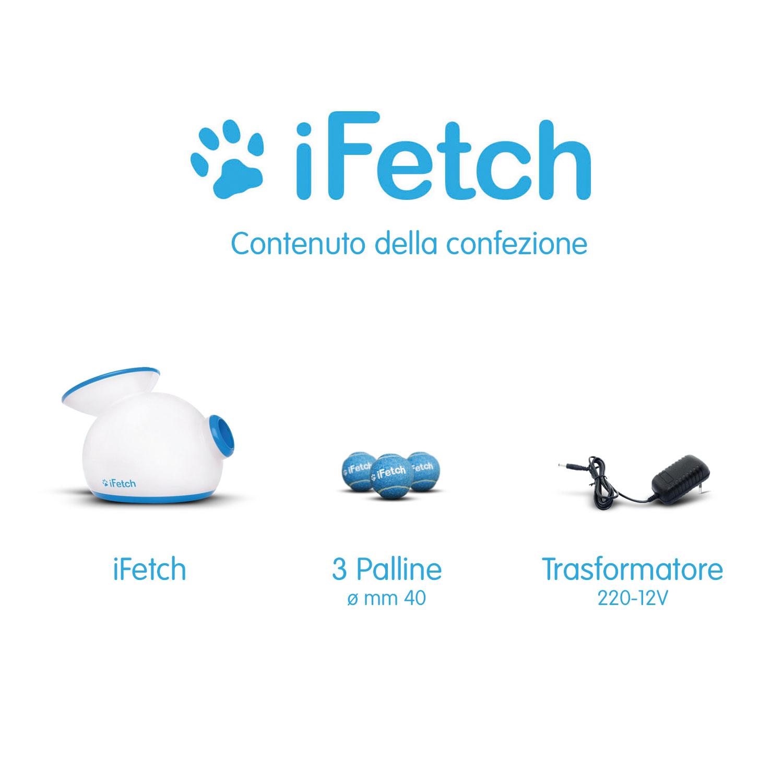 iFetch | Contenuto della confezione