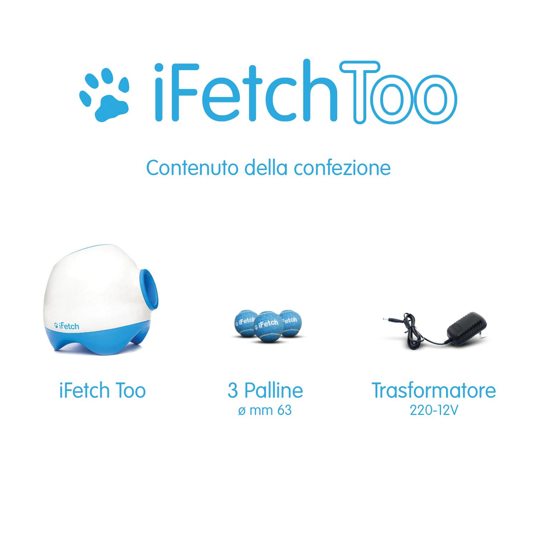 iFetch Too | Contenuto della confezione