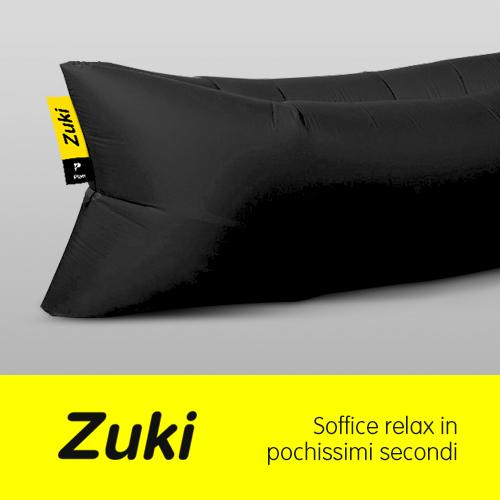 Zuki | Soffice relax in pochissimi secondi!