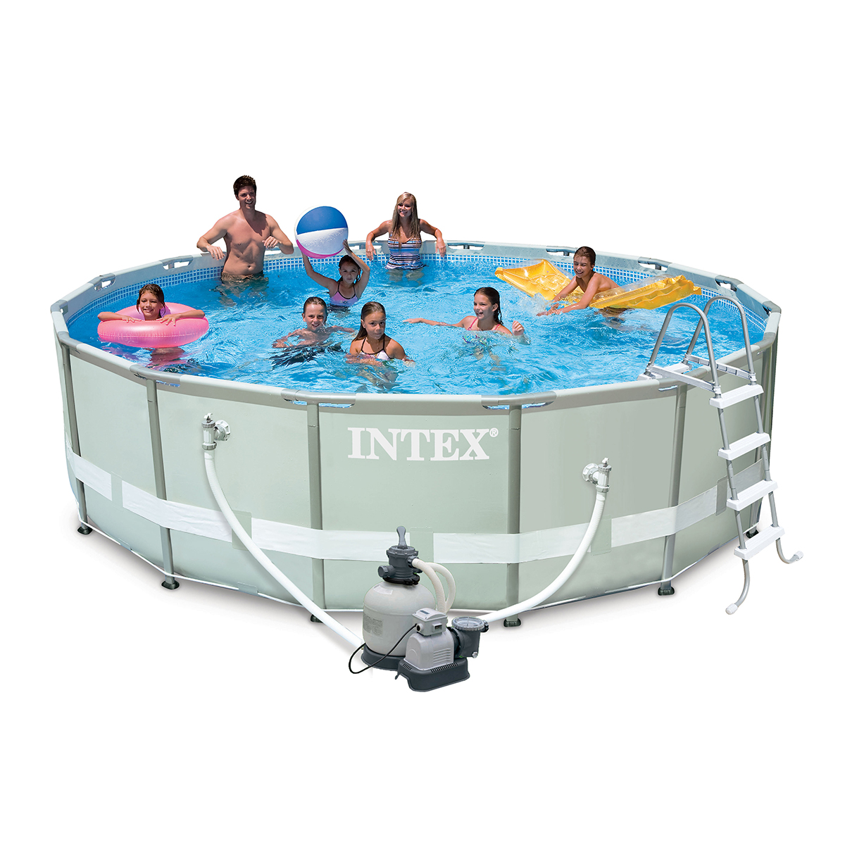 INTEX 28324 | Piscina Ultra Frame 488