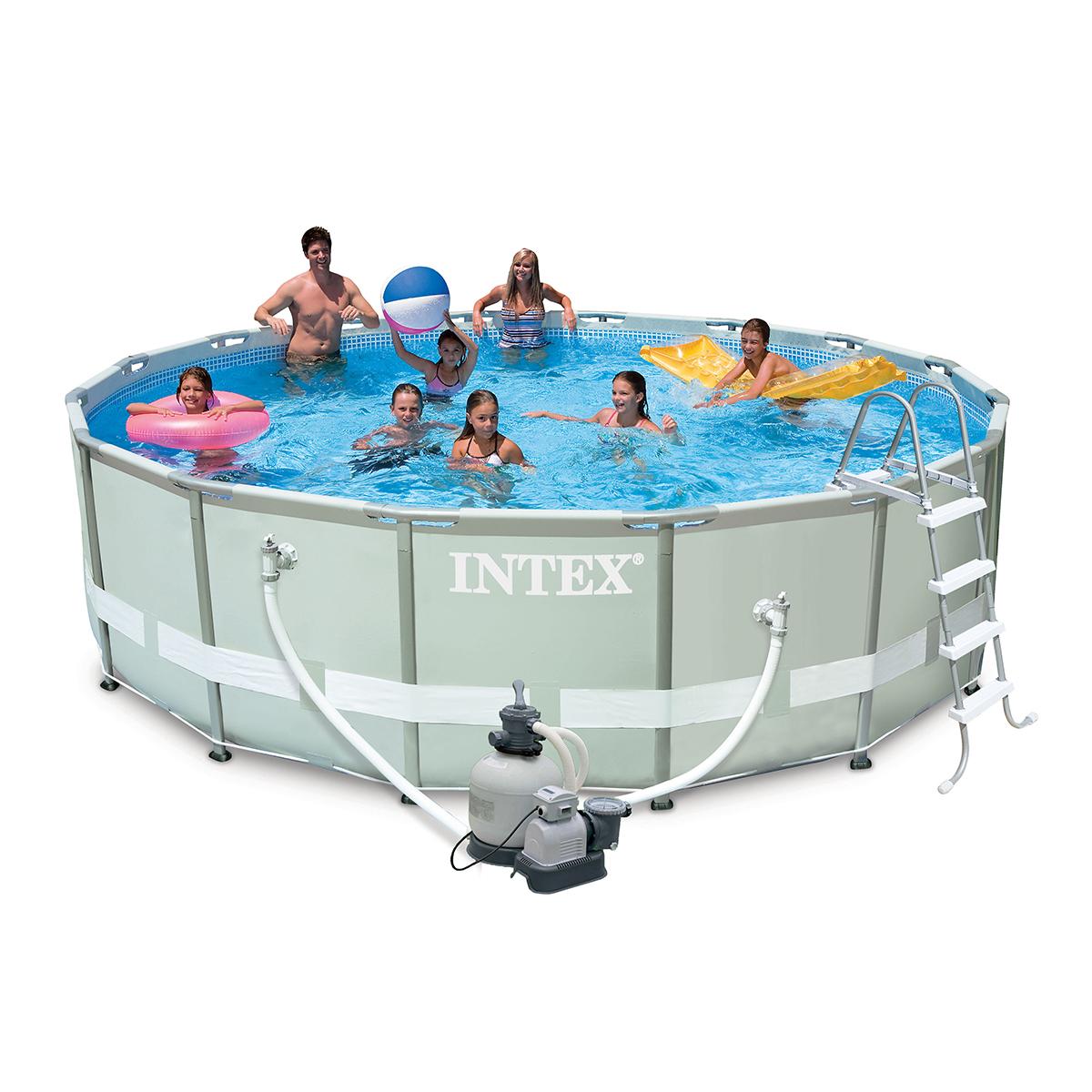 INTEX 28324 | Piscina Ultra Frame 488