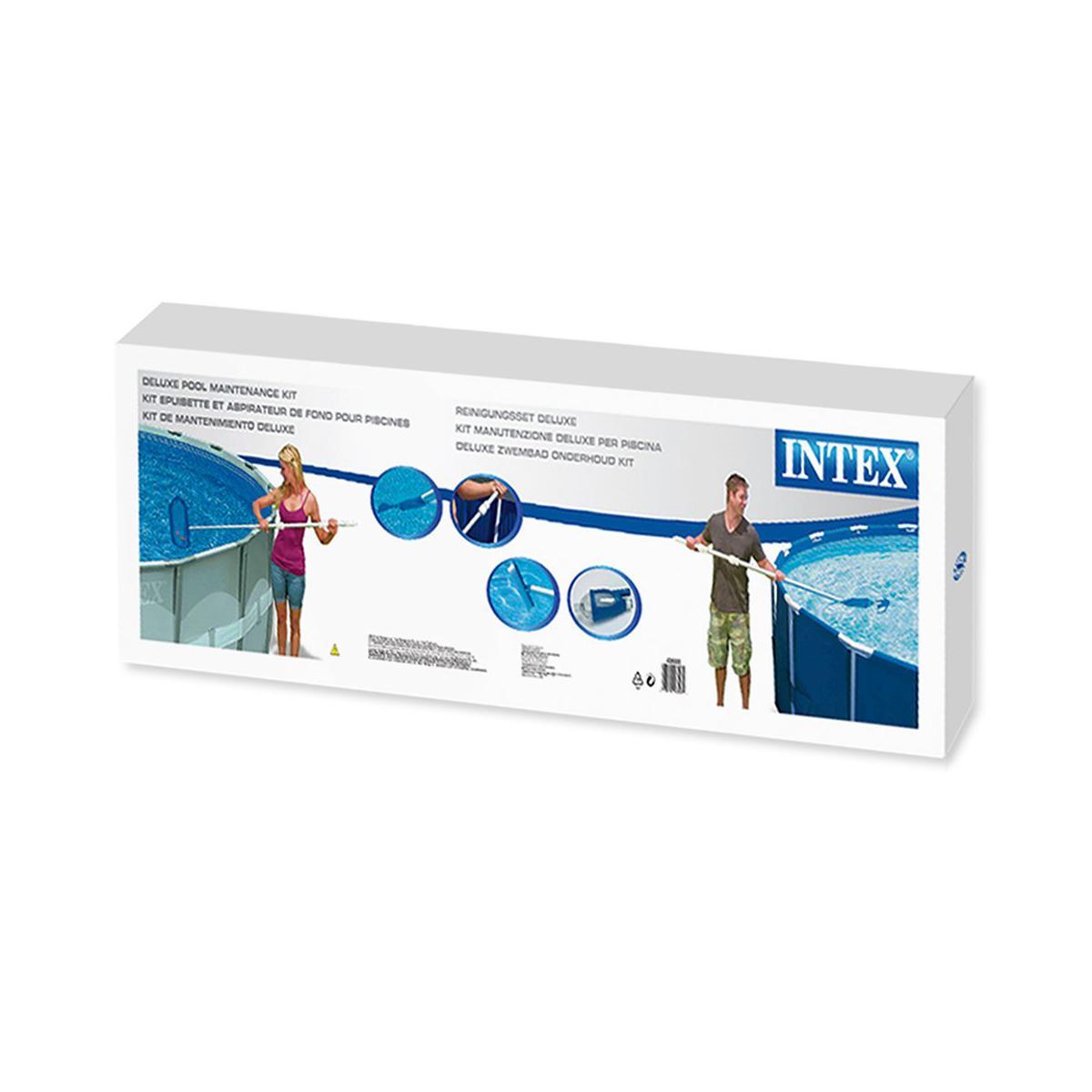 Intex 28003E | Kit Pulizia Deluxe | Confezione