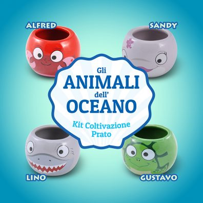 Animali Dell'Oceano