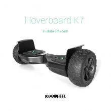Hoverboard K7 by Koowheel