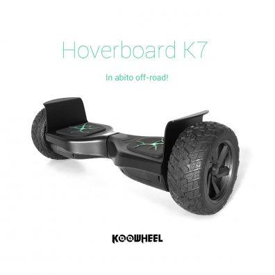 Hoverboard K7 by Koowheel