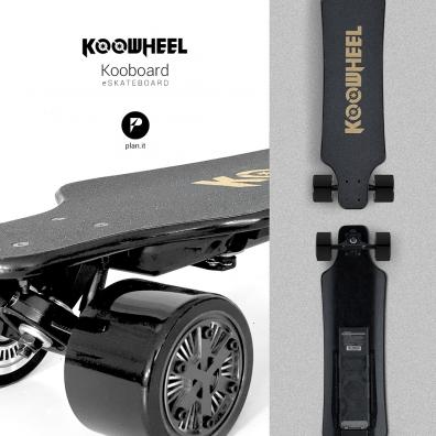 Koowheel Kooboard | Skateboard Elettrico