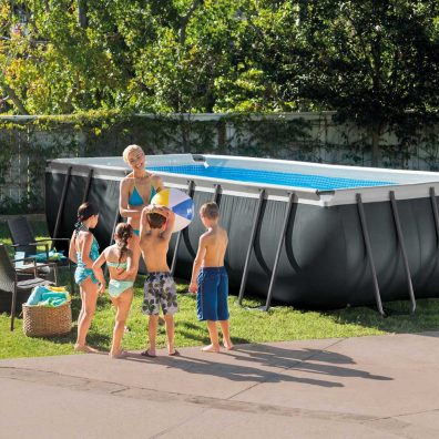 Piscina Rectangular Ultraframe XTR 549 | intex 26356
