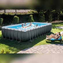 Piscina Rectangular Ultraframe XTR 732 | intex 26364