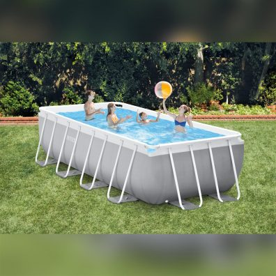 Intex 26792 Piscina Rectangular Prism Frame 488