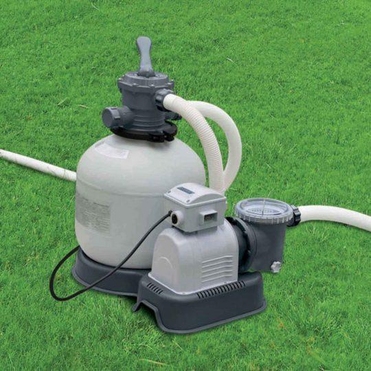 Pompa Filtro A Sabbia   INTEX 56672