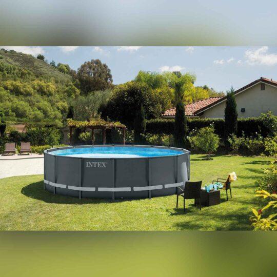 Intex 26326 | Piscina Ultra Frame XTR 488